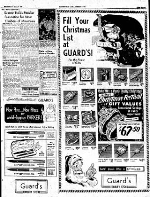 The Courier News from Blytheville, Arkansas on December 10, 1952 · Page 7