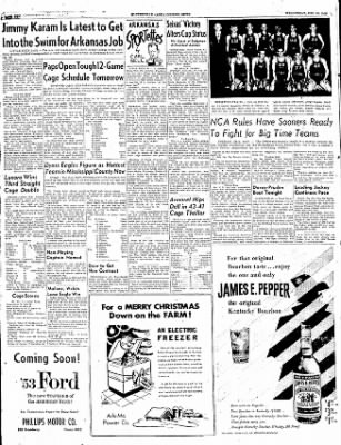 The Courier News from Blytheville, Arkansas on December 10, 1952 · Page 10