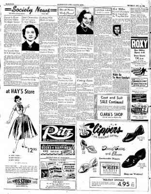 The Courier News from Blytheville, Arkansas on December 11, 1952 · Page 4