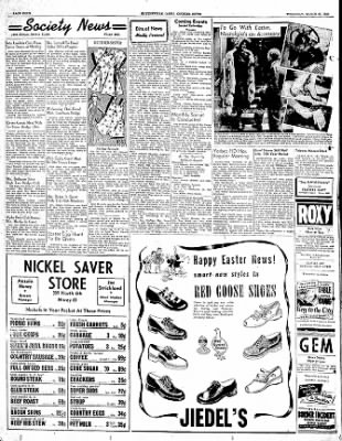 The Courier News from Blytheville, Arkansas on March 30, 1950 · Page 4