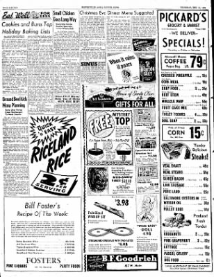 The Courier News from Blytheville, Arkansas on December 11, 1952 · Page 16