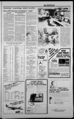 The South Bend Tribune from South Bend, Indiana on June 27, 1982 · 39