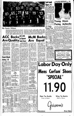 Abilene Reporter-News from Abilene, Texas on September 5, 1971 · Page 46