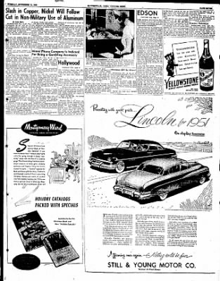 The Courier News from Blytheville, Arkansas on November 14, 1950 · Page 7