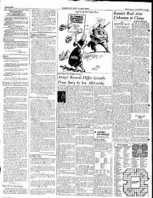 The Courier News from Blytheville, Arkansas on November 15, 1950 · Page 8