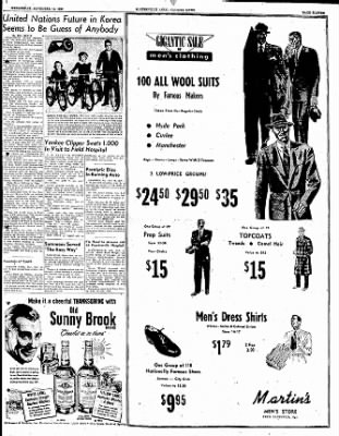 The Courier News from Blytheville, Arkansas on November 15, 1950 · Page 11