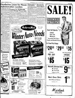 The Courier News from Blytheville, Arkansas on November 17, 1950 · Page 9