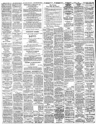 The Times From San Mateo California On June 1 1954 Page 19