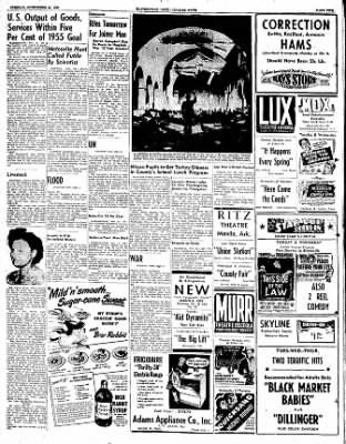 The Courier News from Blytheville, Arkansas on November 21, 1950 · Page 4
