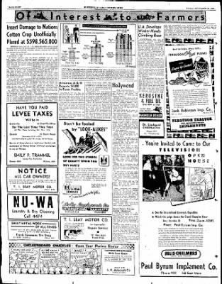 The Courier News from Blytheville, Arkansas on November 24, 1950 · Page 8