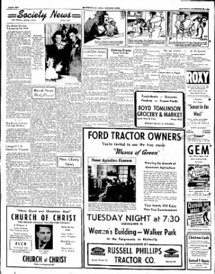 The Courier News from Blytheville, Arkansas on November 25, 1950 · Page 2