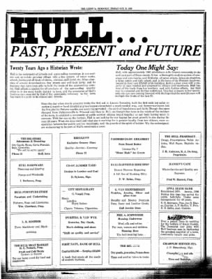 The Alton Democrat from Alton, Iowa on October 25, 1929 · Page 3
