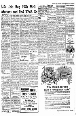 The Courier News from Blytheville, Arkansas on September 17, 1966 · Page 3