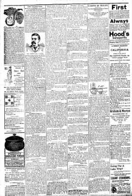 Logansport Pharos-Tribune from Logansport, Indiana on July 28, 1896 · Page 2