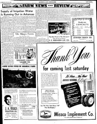The Courier News from Blytheville, Arkansas on July 25, 1952 · Page 11