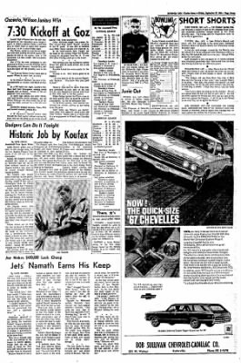 The Courier News from Blytheville, Arkansas on September 30, 1966 · Page 7