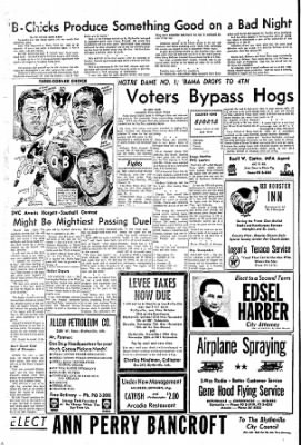 The Courier News from Blytheville, Arkansas on October 18, 1966 · Page 8