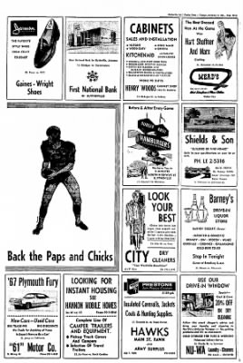 The Courier News from Blytheville, Arkansas on November 8, 1966 · Page 7