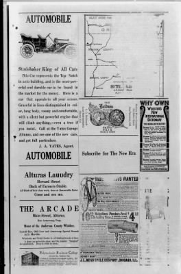 The Alturas New Era From Alturas California On July 2 1913 7