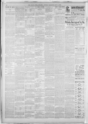 The Times from Philadelphia, Pennsylvania on May 3, 1891 · Page 14