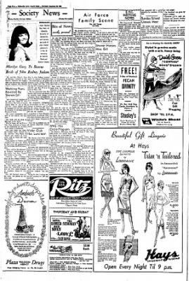 The Courier News from Blytheville, Arkansas on December 22, 1966 · Page 4