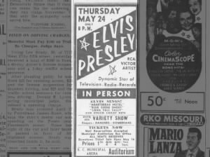 Elvis Presley - Topics on Newspapers com