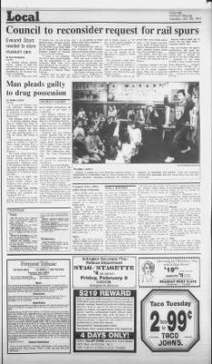 Fremont Tribune from Fremont, Nebraska on January 29, 1991 · 3