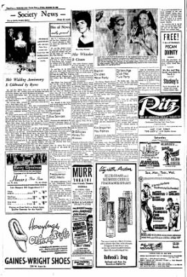 The Courier News from Blytheville, Arkansas on December 23, 1966 · Page 4