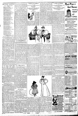 Logansport Pharos-Tribune from Logansport, Indiana on April 7, 1895 · Page 6