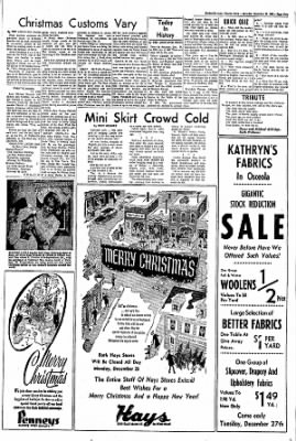 The Courier News from Blytheville, Arkansas on December 24, 1966 · Page 4