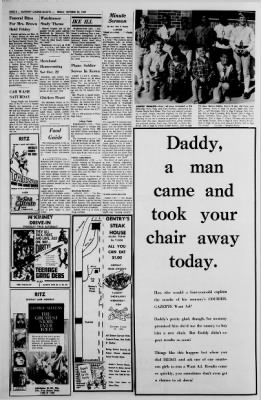 The Courier-Gazette from McKinney, Texas on October 20, 1967 · Page 8