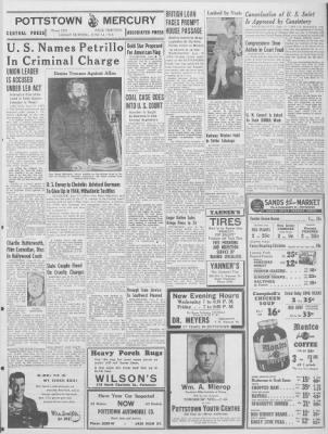 The Mercury from Pottstown, Pennsylvania on June 14, 1946 · Page 13