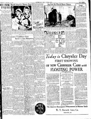 The Courier News from Blytheville, Arkansas on January 30, 1932 · Page 3