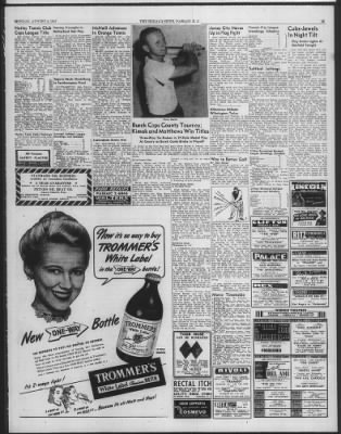 The Herald-News from Passaic, New Jersey on August 4, 1947 · 15