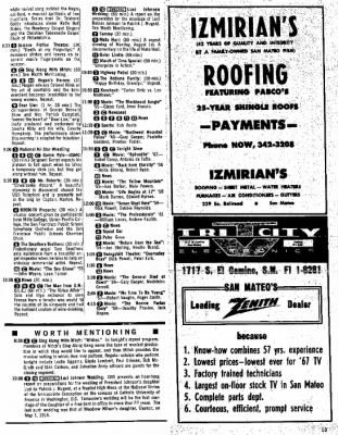 The Times From San Mateo California On July 30 1966 Page 91