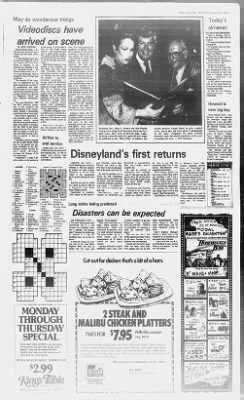 The World from Coos Bay, Oregon on July 21, 1980 · 13