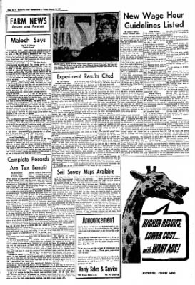 The Courier News from Blytheville, Arkansas on January 13, 1967 · Page 5