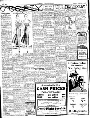 The Courier News from Blytheville, Arkansas on February 9, 1932 · Page 2
