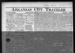 Arkansas City Weekly Traveler