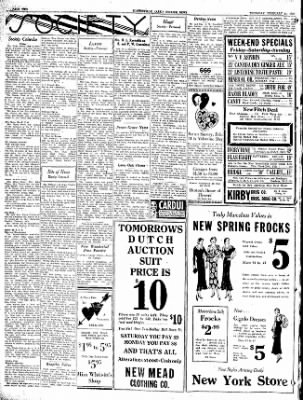 The Courier News from Blytheville, Arkansas on February 11, 1932 · Page 2