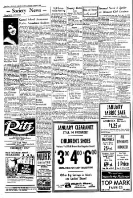 The Courier News from Blytheville, Arkansas on January 17, 1967 · Page 4