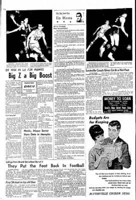 The Courier News from Blytheville, Arkansas on January 19, 1967 · Page 7