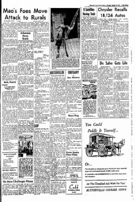The Courier News from Blytheville, Arkansas on January 19, 1967 · Page 10