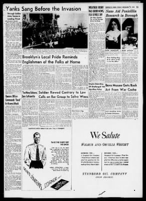 The Brooklyn Daily Eagle from Brooklyn, New York on December 17, 1943 · Page 13