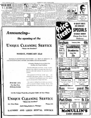 The Courier News from Blytheville, Arkansas on February 19, 1932 · Page 3