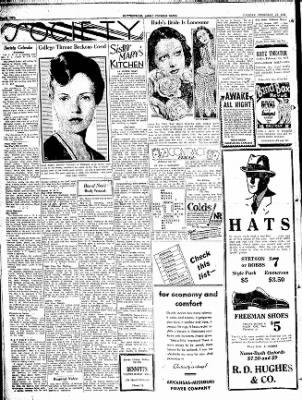 The Courier News from Blytheville, Arkansas on February 23, 1932 · Page 2