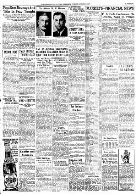 The Daily Times-News from Burlington, North Carolina on January 31, 1939 · Page 9