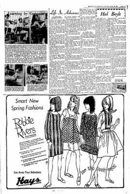 The Courier News from Blytheville, Arkansas on January 26, 1967 · Page 4