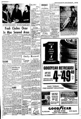 The Courier News from Blytheville, Arkansas on January 26, 1967 · Page 8