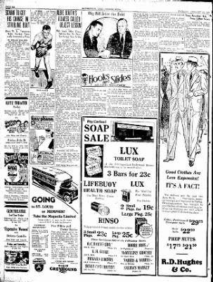 The Courier News from ,  on February 25, 1932 · Page 6
